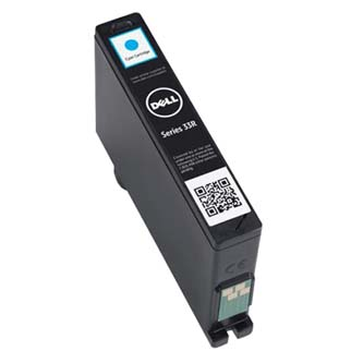 Dell originál ink 592-11813, 55K2V, cyan, 700str., extra high capacity, Dell V525W, V725W