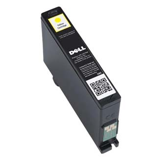 Dell originál ink 592-11815, PT22F, yellow, 700str., extra high capacity, Dell V525W, V725W