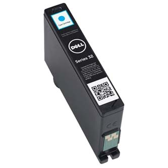 Dell originál ink 592-11816, WD13R, cyan, 475str., high capacity, Dell V525W, V725W
