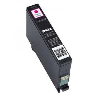 Dell originál ink 592-11809, F63XK, magenta, 200str., Dell V525W, V725W